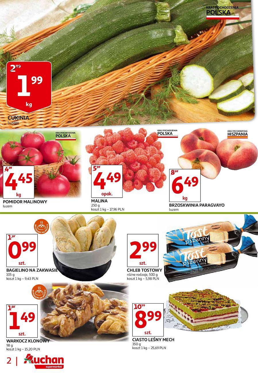Gazetka promocyjna Auchan do 03/07/2018 str.1