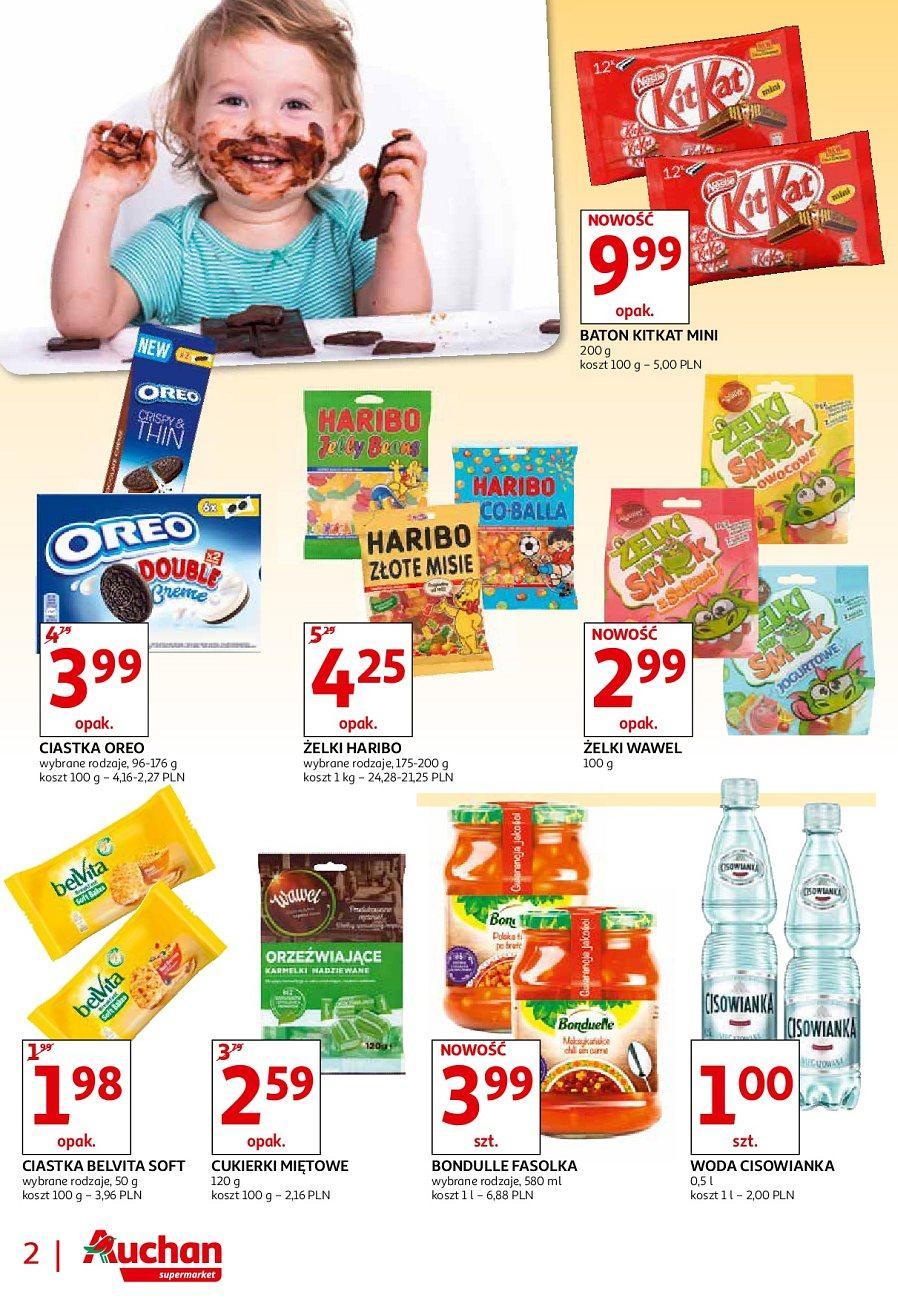 Gazetka promocyjna Auchan do 11/07/2018 str.1