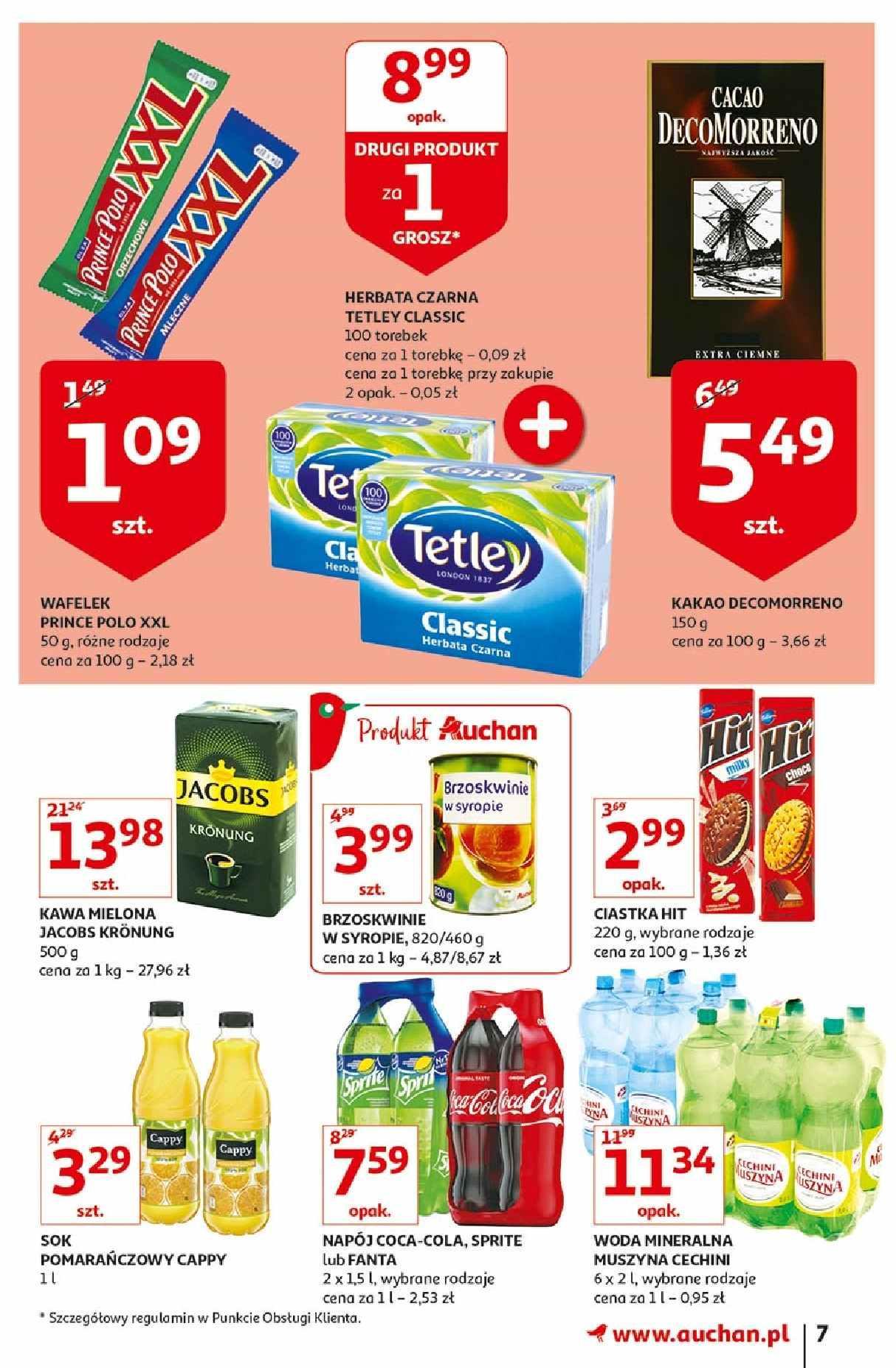Gazetka promocyjna Auchan do 31/03/2019 str.6