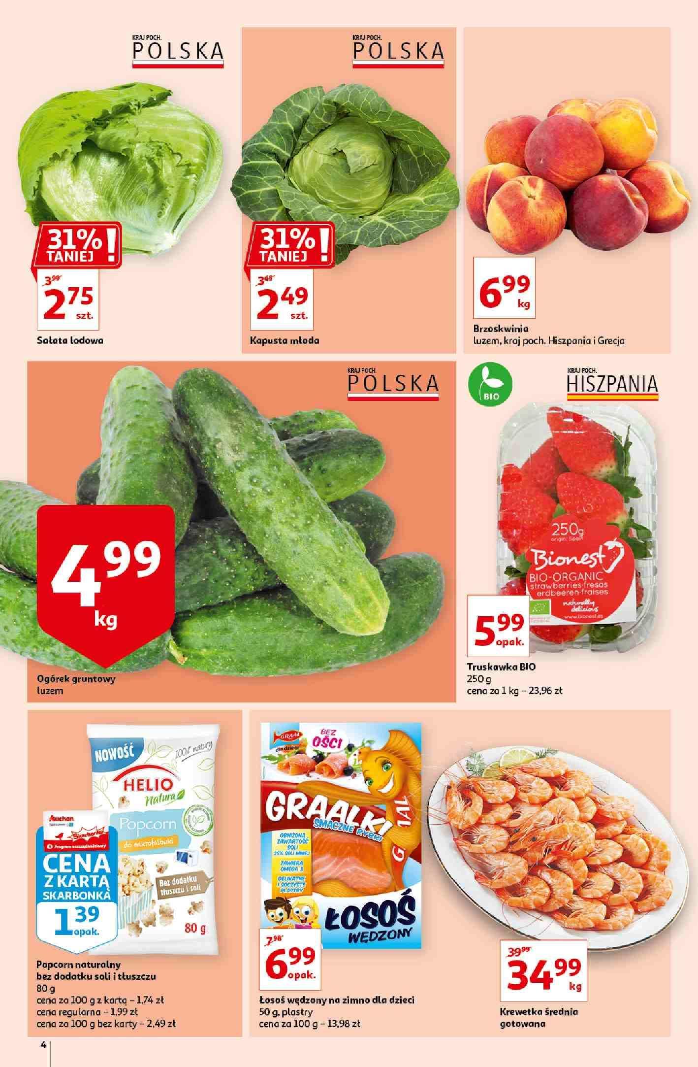 Gazetka promocyjna Auchan do 03/06/2020 str.4