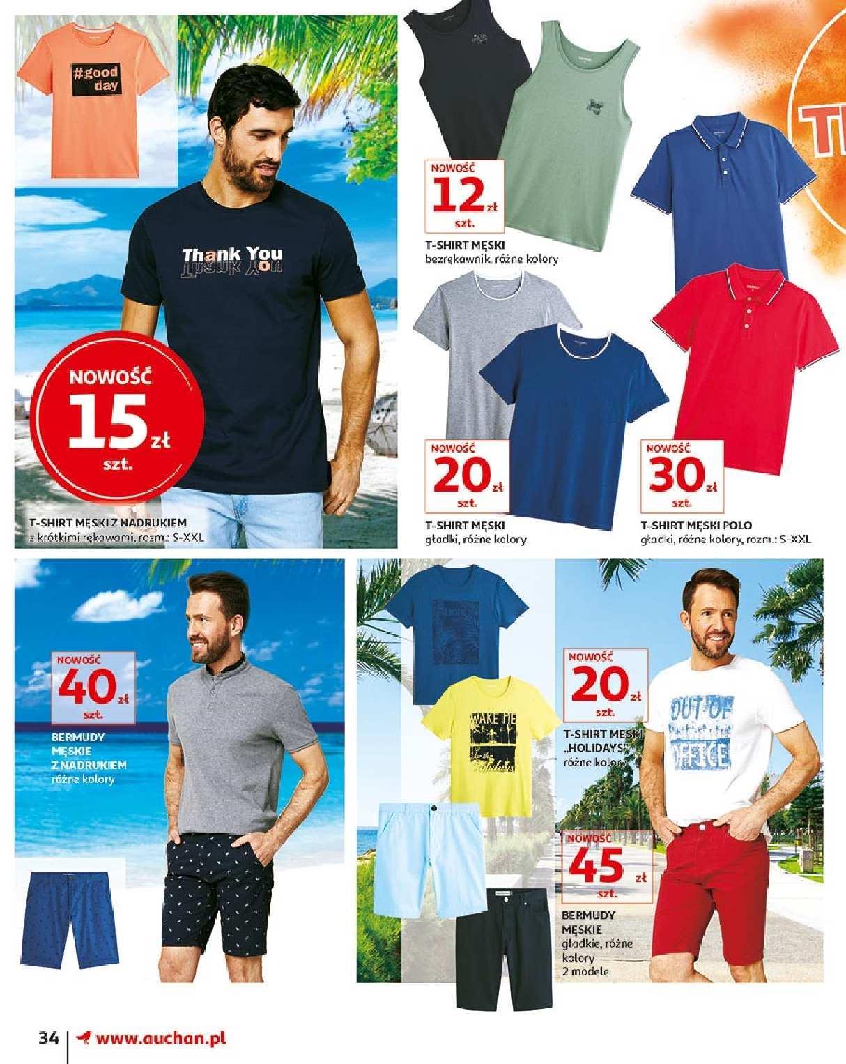Gazetka promocyjna Auchan do 15/05/2019 str.34
