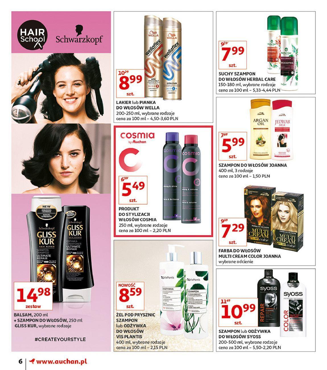 Gazetka promocyjna Auchan do 12/09/2018 str.6