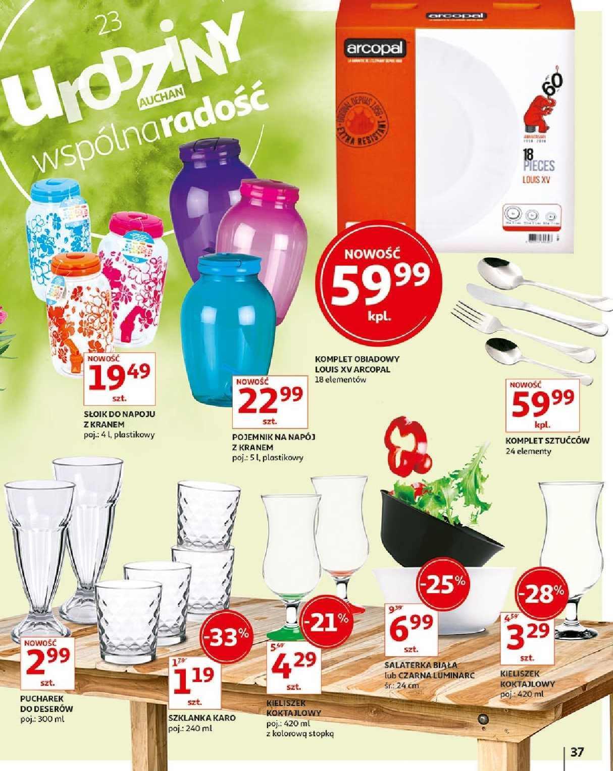 Gazetka promocyjna Auchan do 23/05/2019 str.37