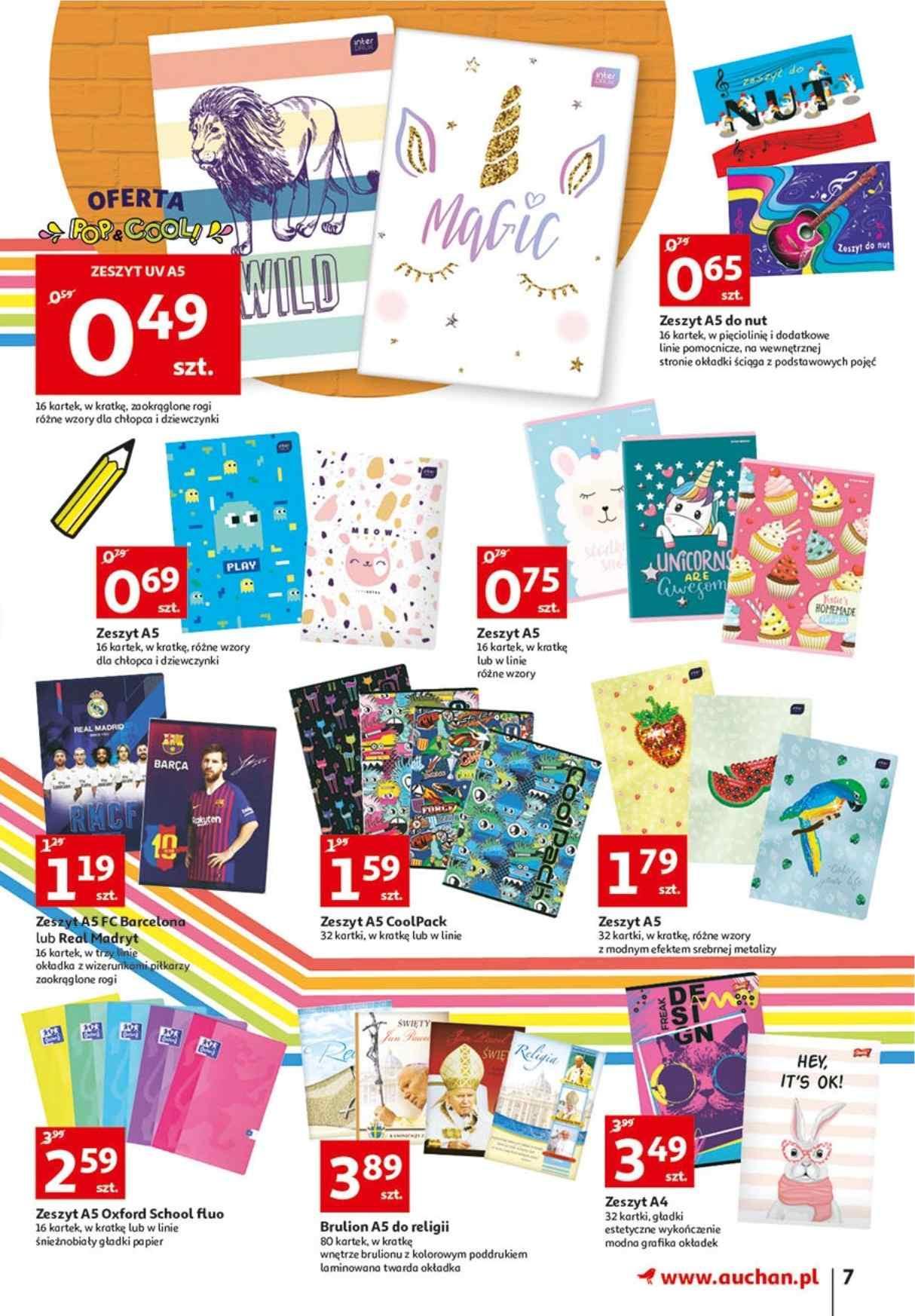 Gazetka promocyjna Auchan do 26/08/2020 str.6