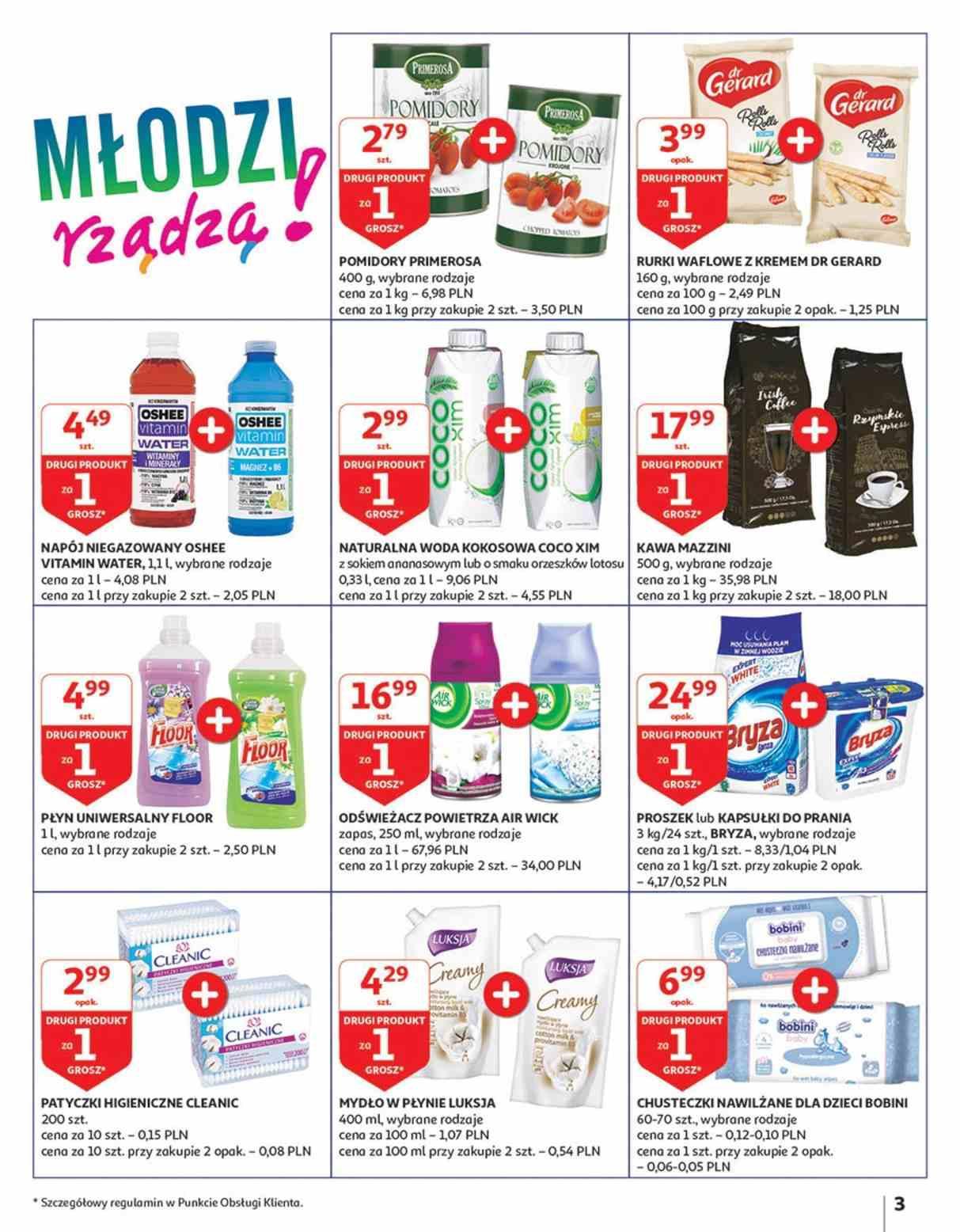 Gazetka promocyjna Auchan do 08/08/2018 str.3