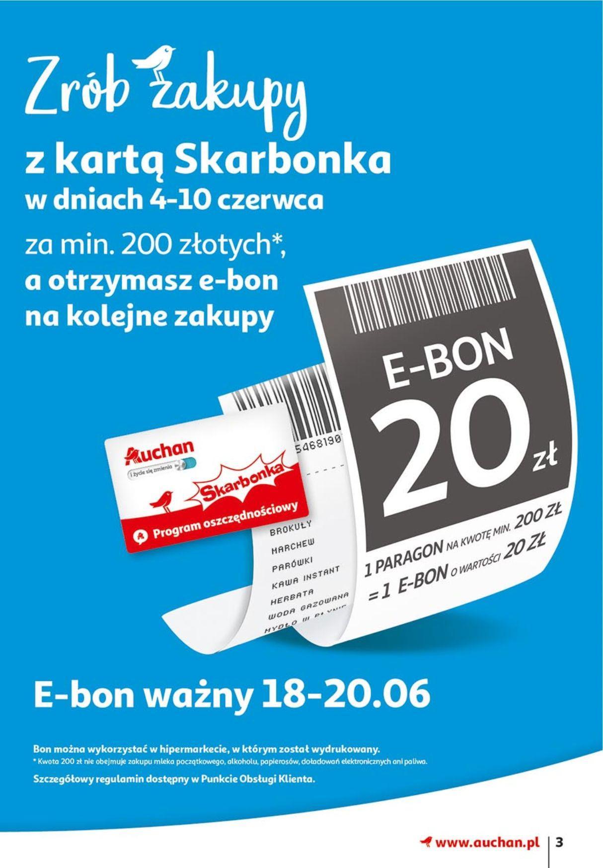 Gazetka promocyjna Auchan do 10/06/2020 str.2