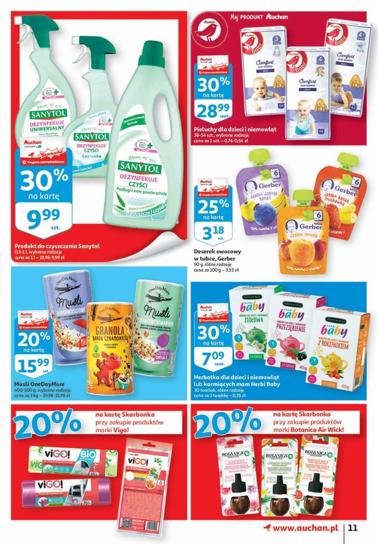 Gazetka promocyjna Auchan do 10/06/2020 str.10