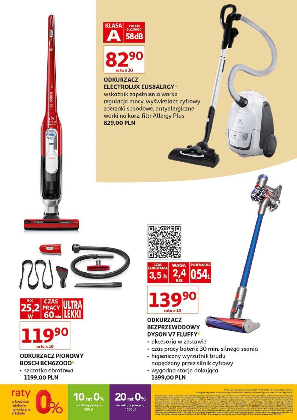 Gazetka promocyjna Auchan do 13/10/2018 str.10