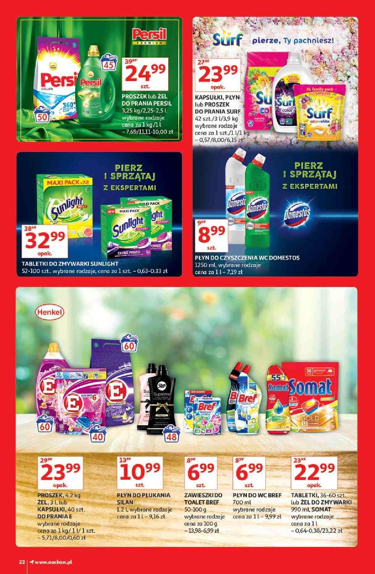 Gazetka promocyjna Auchan do 13/03/2019 str.22