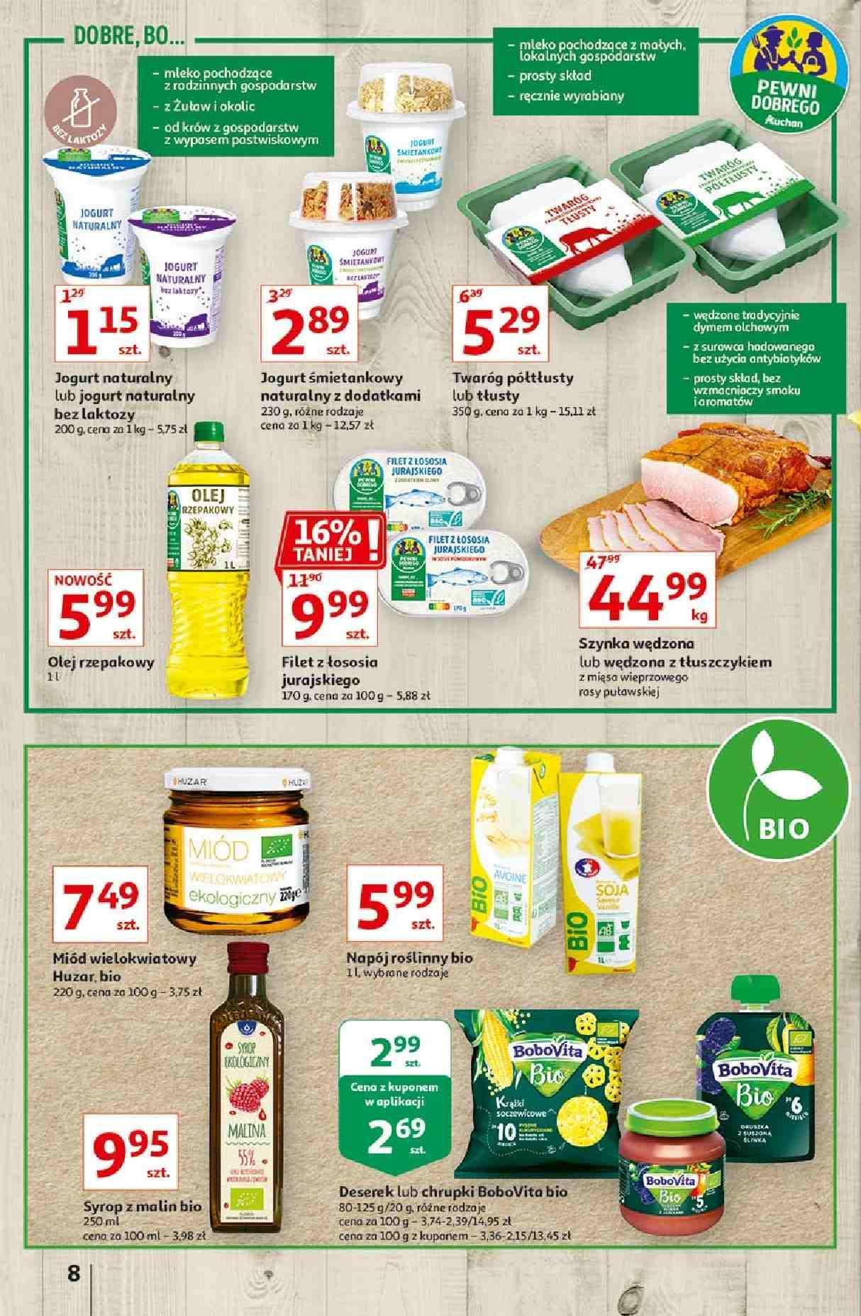 Gazetka promocyjna Auchan do 25/11/2020 str.8