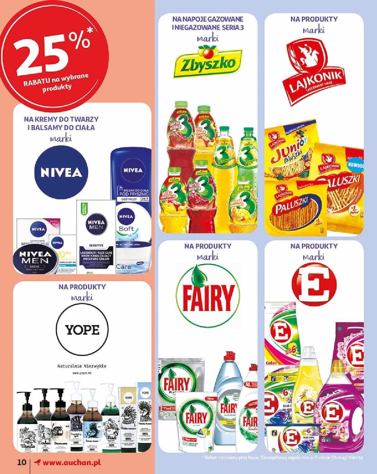 Gazetka promocyjna Auchan do 15/05/2019 str.10