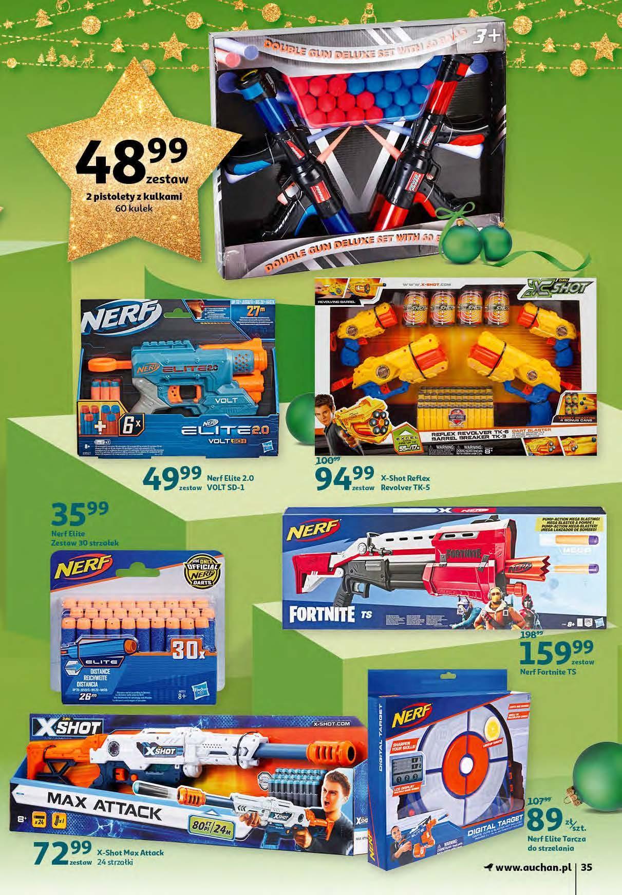 Gazetka promocyjna Auchan do 25/11/2020 str.35