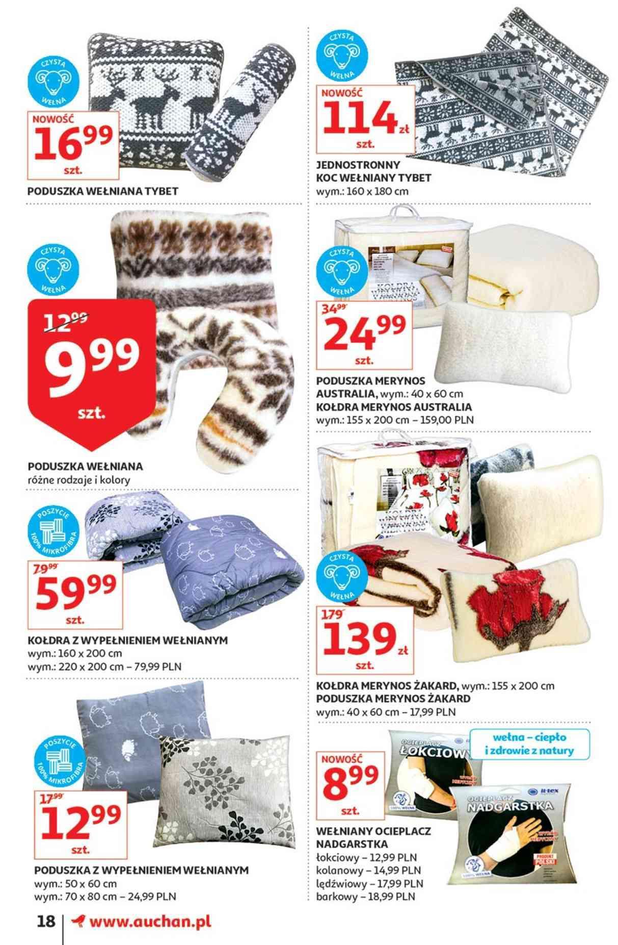 Gazetka promocyjna Auchan do 23/01/2019 str.18