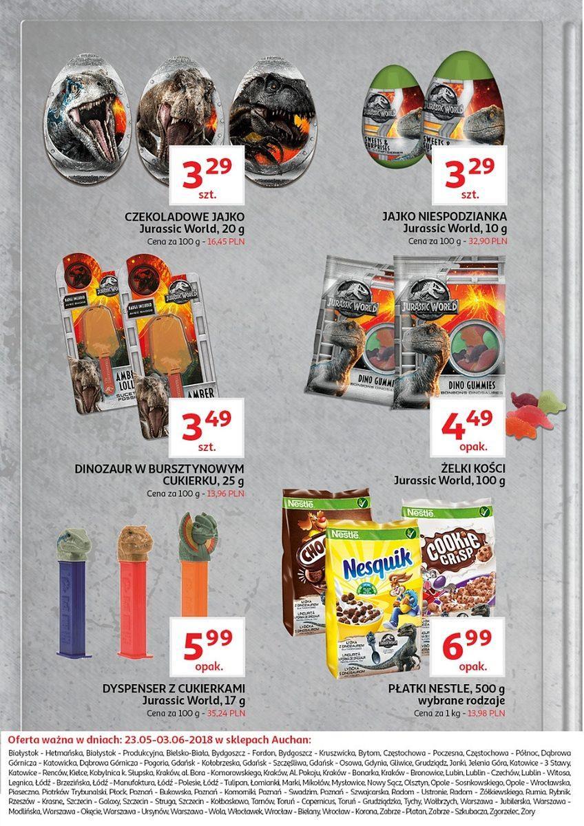 Gazetka promocyjna Auchan do 03/06/2018 str.3