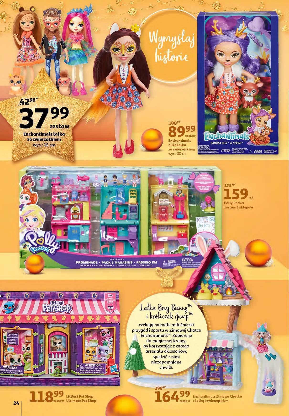 Gazetka promocyjna Auchan do 25/11/2020 str.24