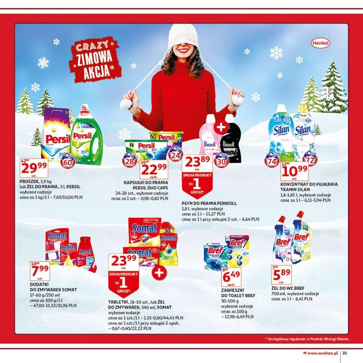 Gazetka promocyjna Auchan do 12/12/2018 str.31