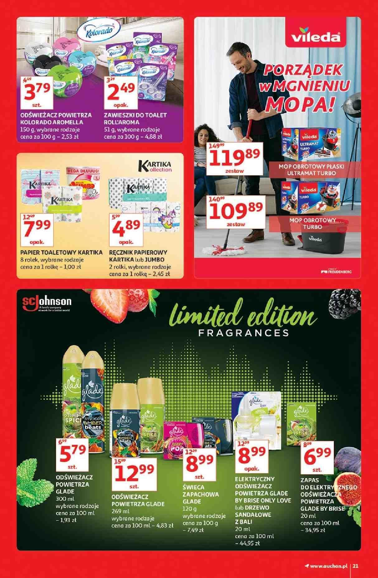 Gazetka promocyjna Auchan do 13/03/2019 str.21