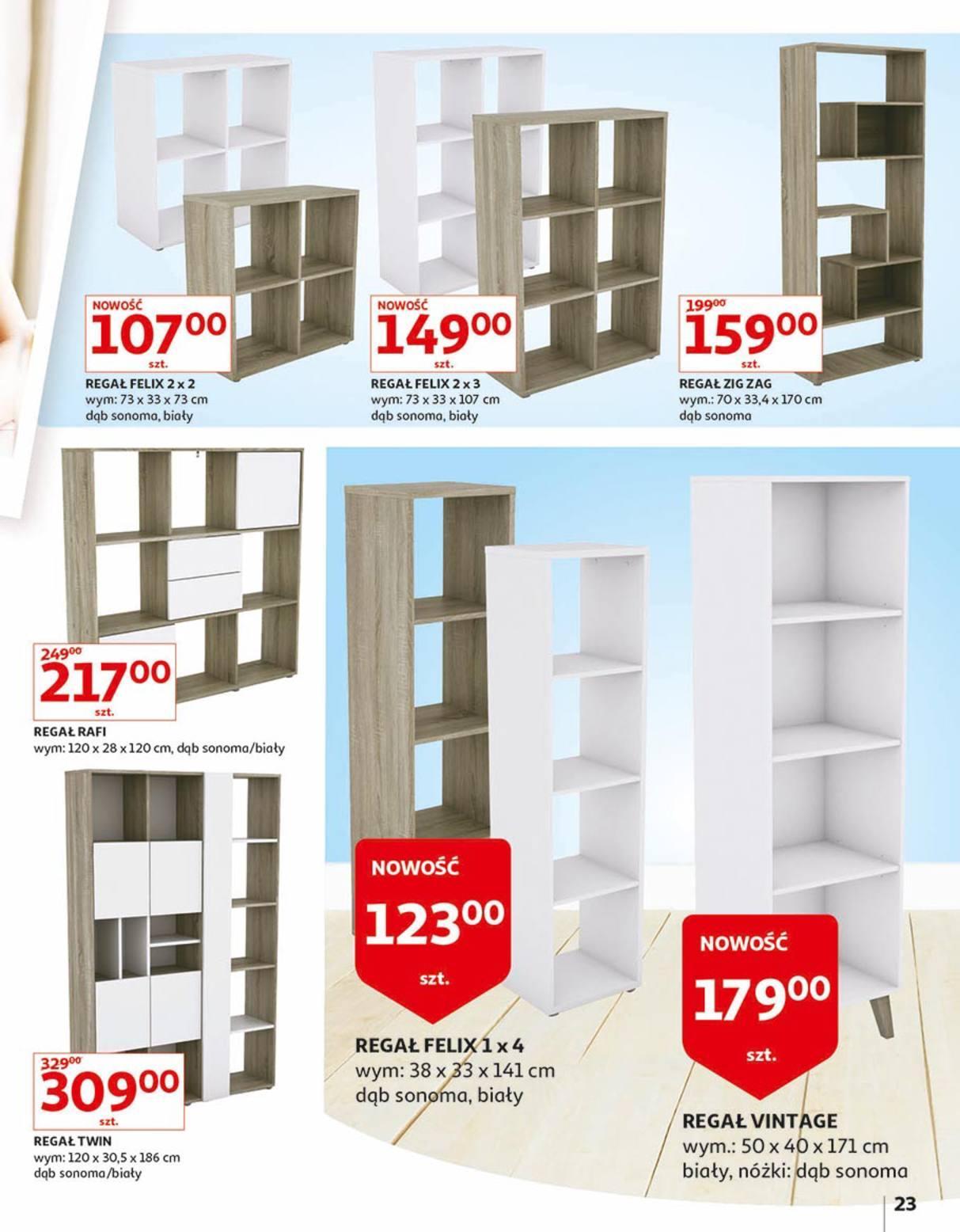 Gazetka promocyjna Auchan do 14/08/2018 str.23