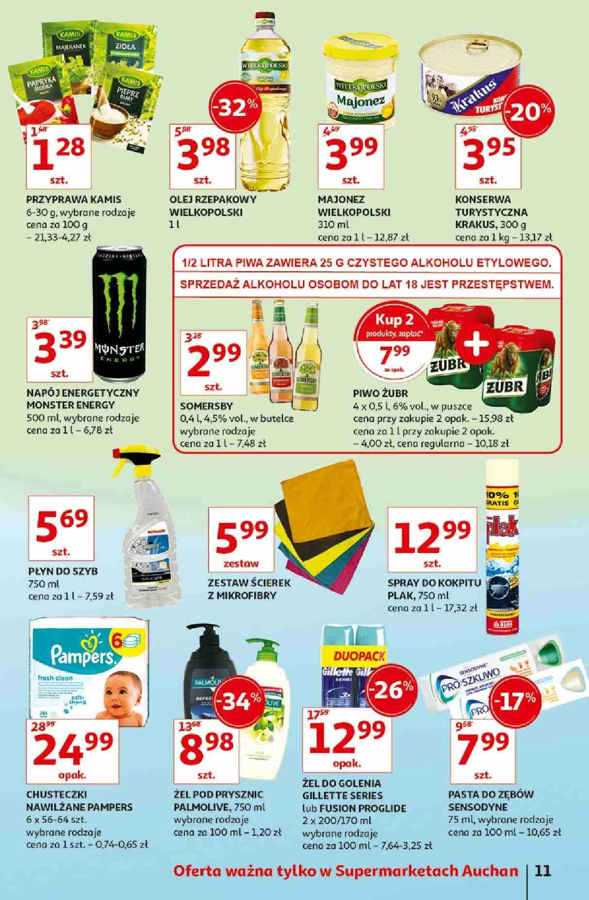 Gazetka promocyjna Auchan do 15/05/2019 str.11
