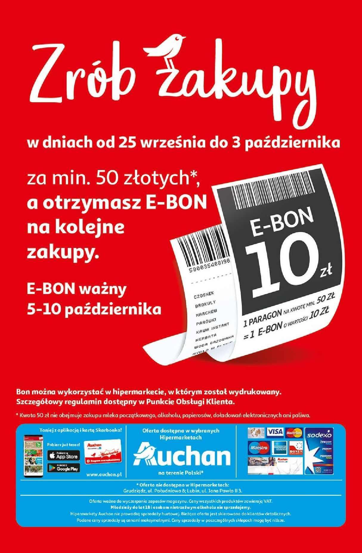 Gazetka promocyjna Auchan do 30/09/2020 str.35