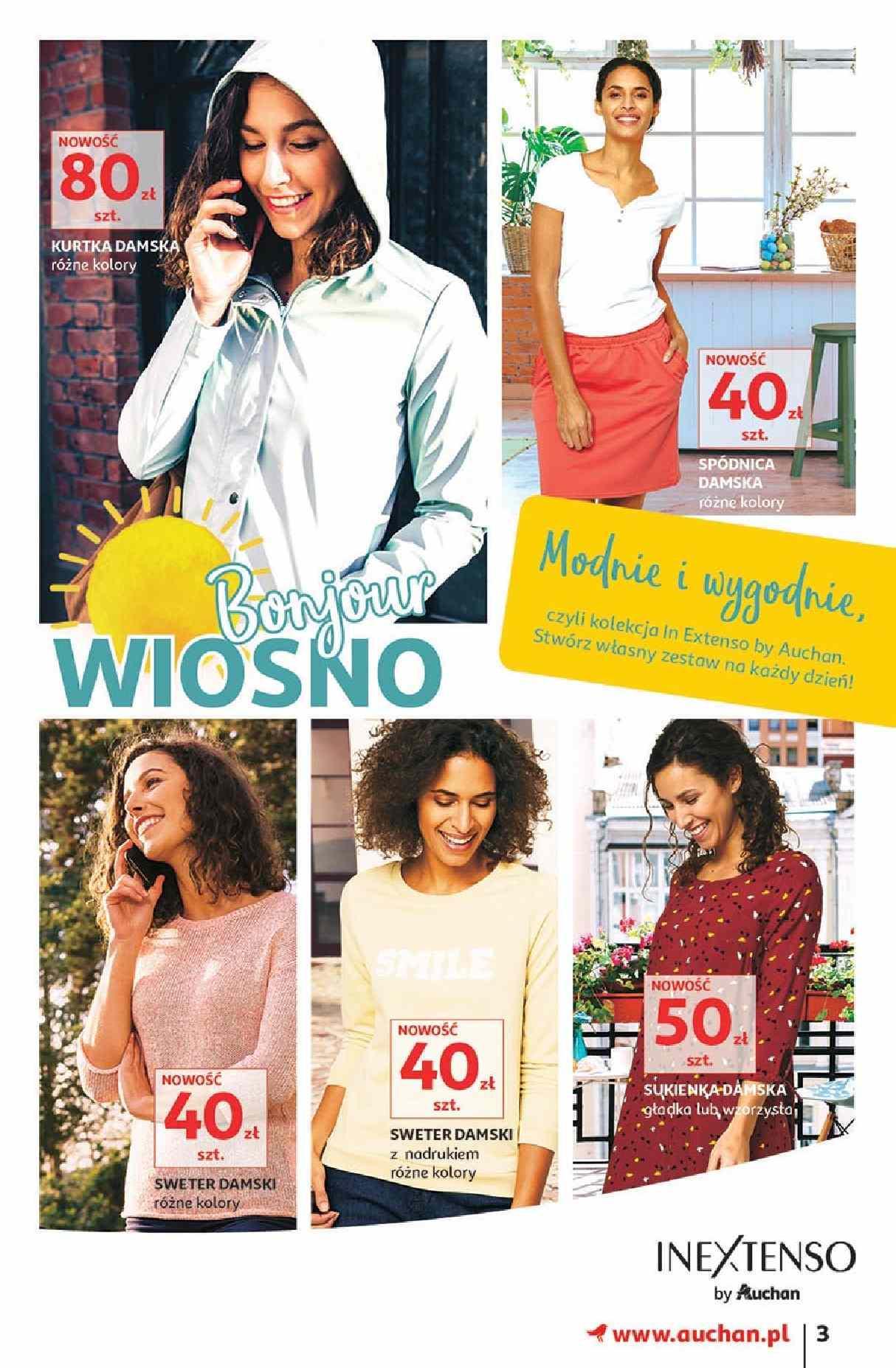 Gazetka promocyjna Auchan do 14/03/2019 str.3