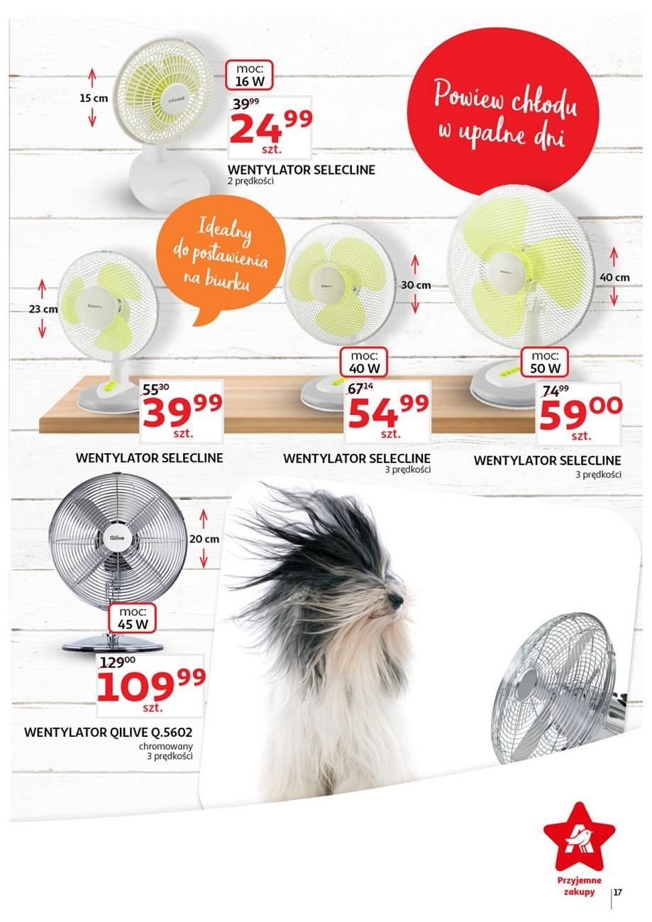 Gazetka promocyjna Auchan do 16/06/2018 str.17