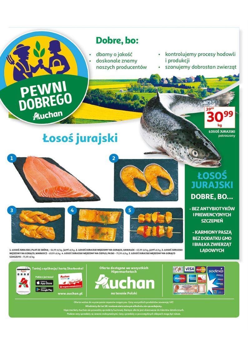 Gazetka promocyjna Auchan do 28/08/2019 str.1