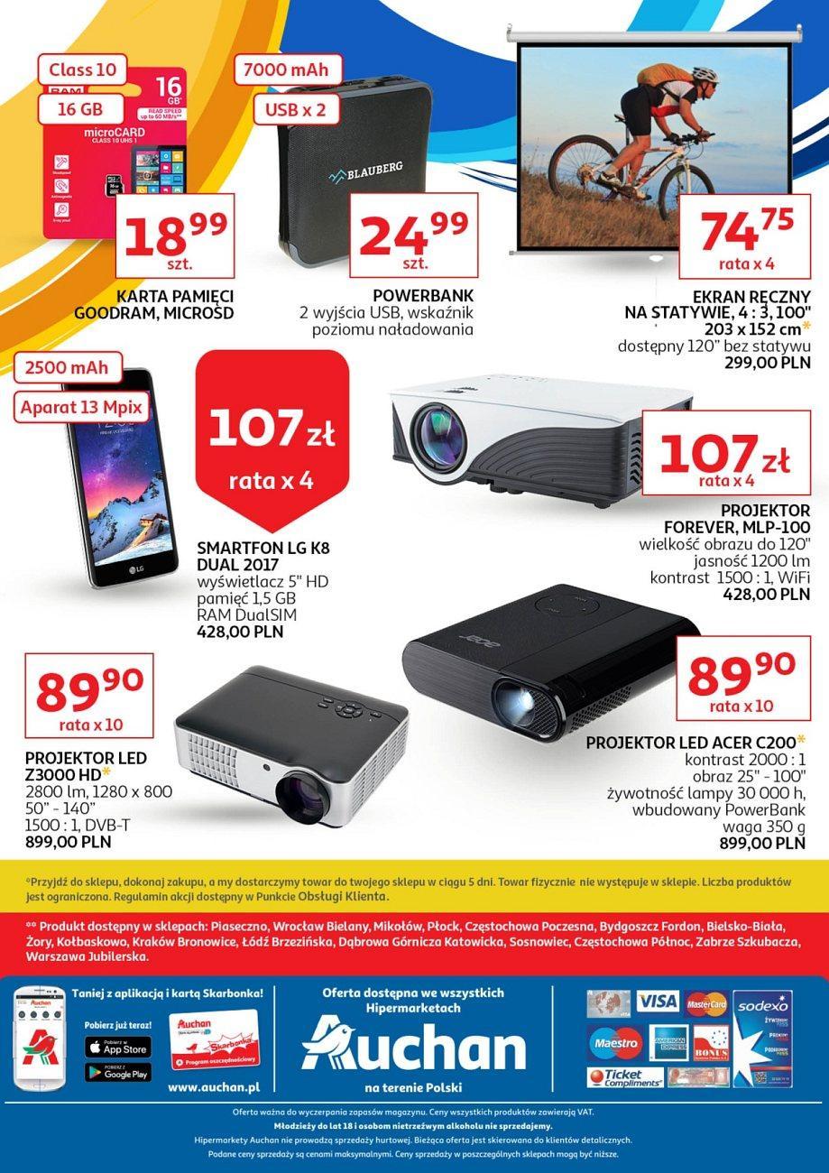 Gazetka promocyjna Auchan do 16/09/2018 str.11