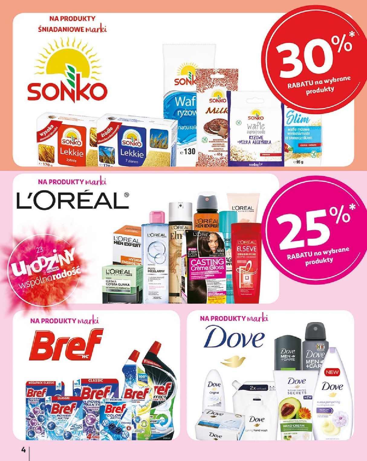 Gazetka promocyjna Auchan do 06/05/2019 str.3