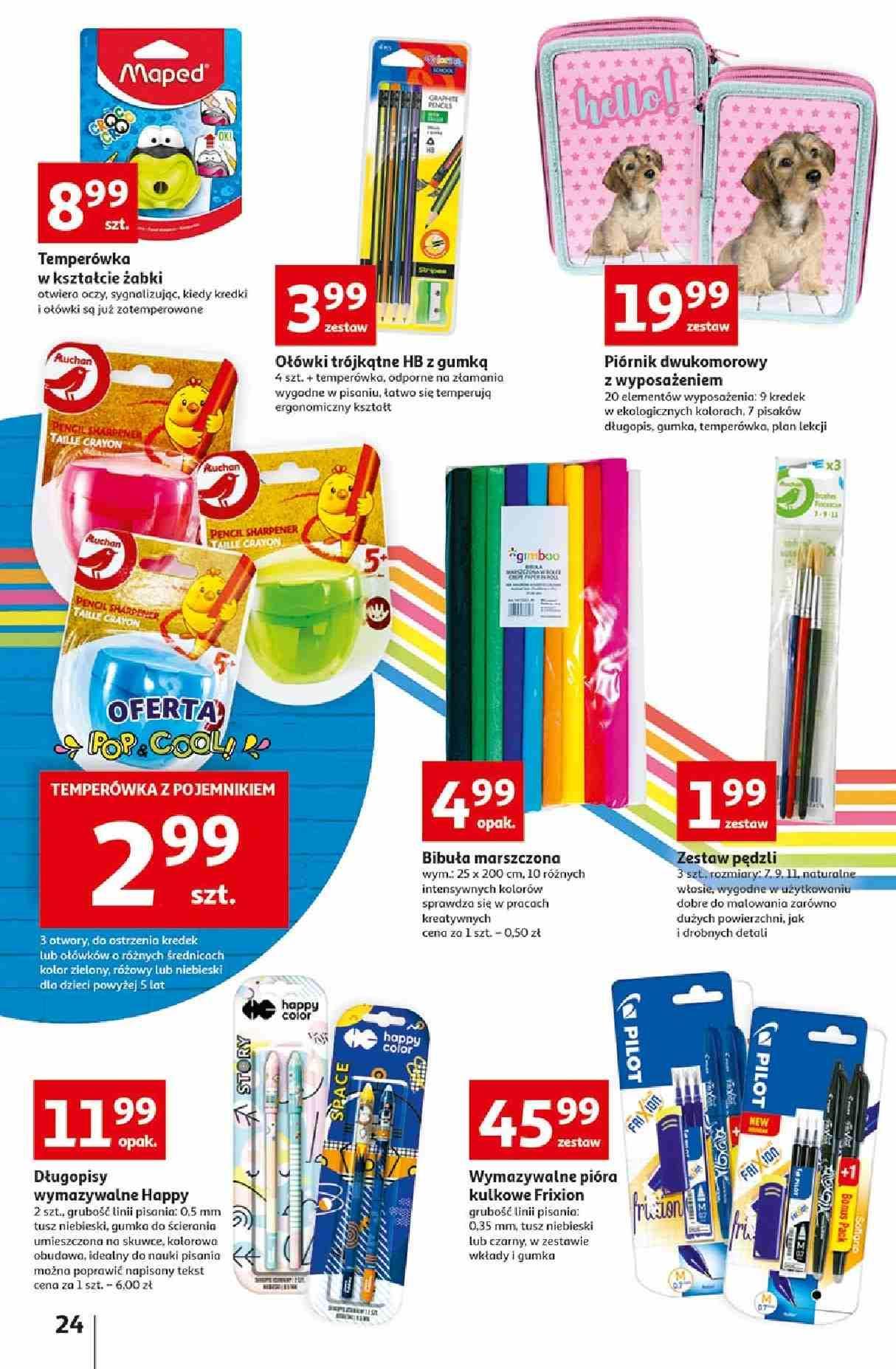 Gazetka promocyjna Auchan do 19/08/2020 str.23