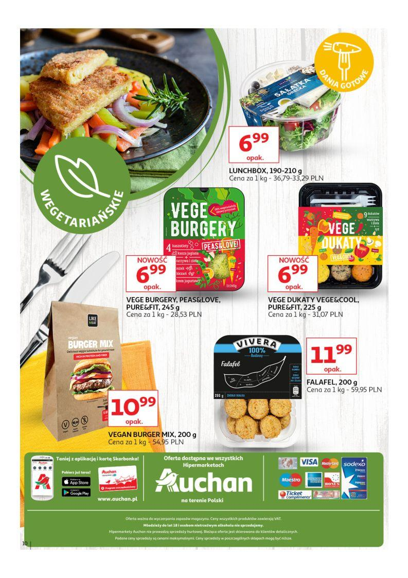 Gazetka promocyjna Auchan do 16/01/2019 str.10