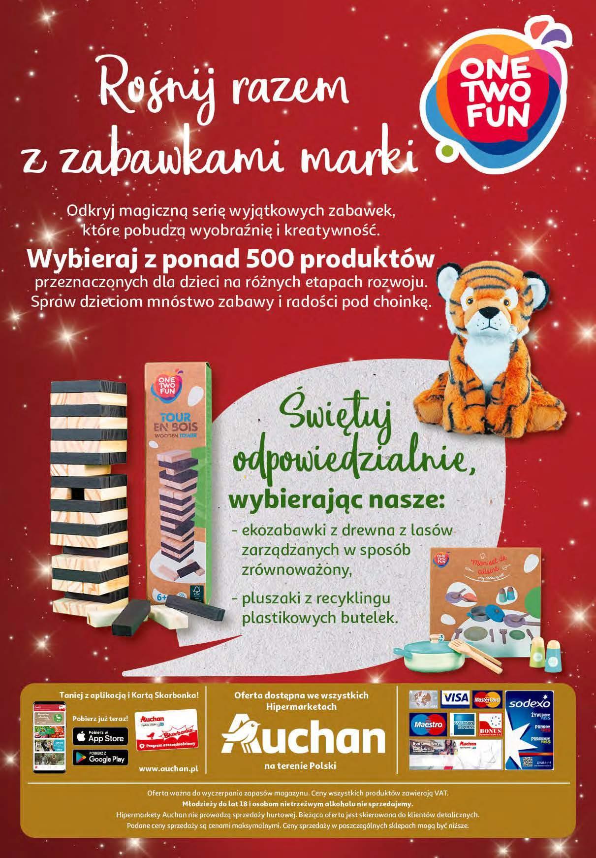 Gazetka promocyjna Auchan do 25/11/2020 str.56