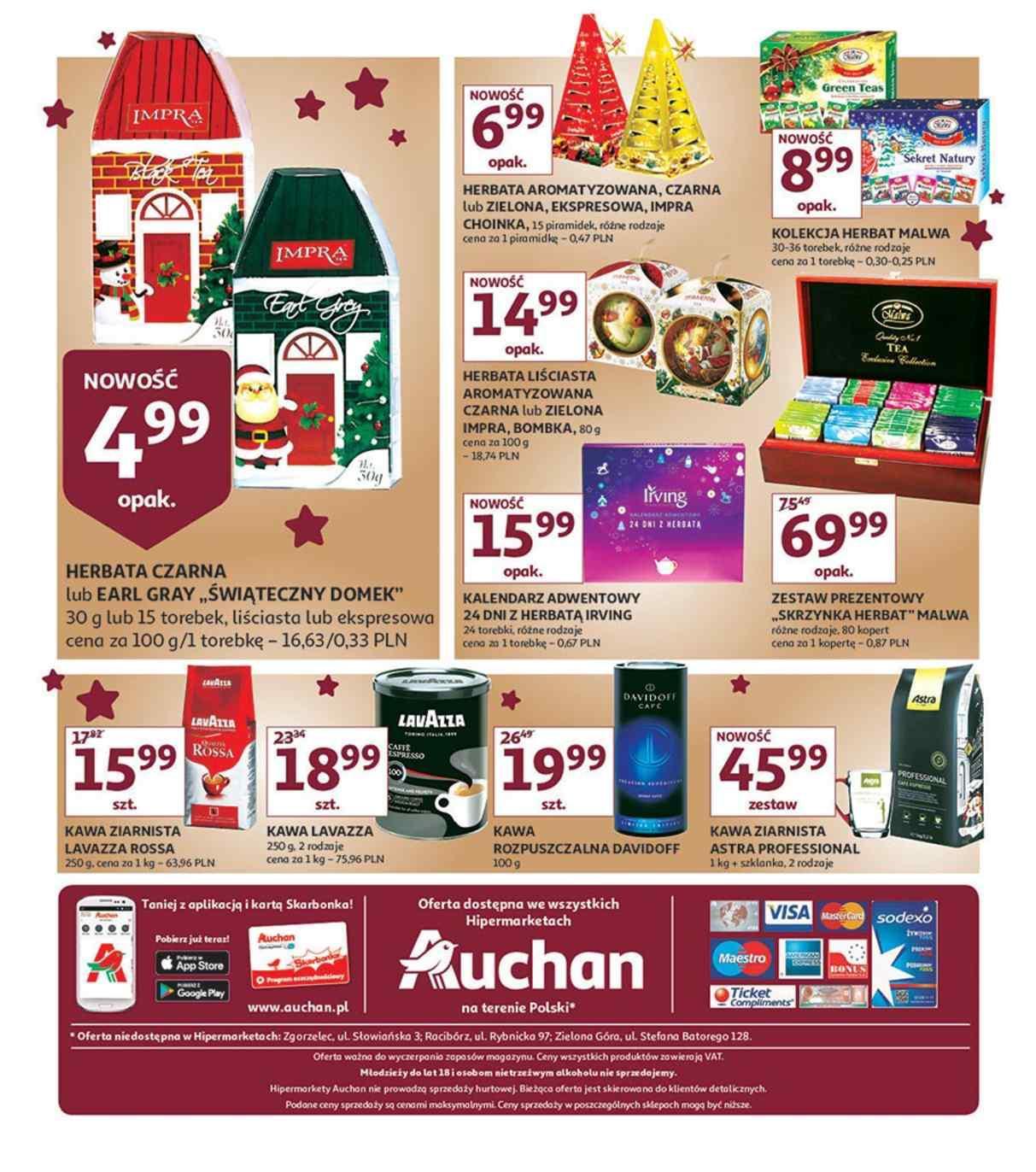 Gazetka promocyjna Auchan do 28/11/2018 str.20