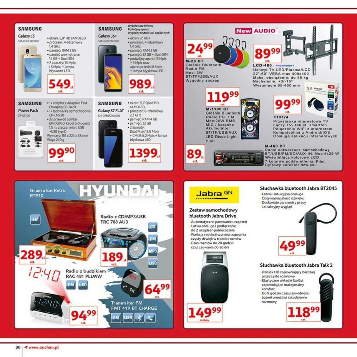 Gazetka promocyjna Auchan do 12/12/2018 str.36