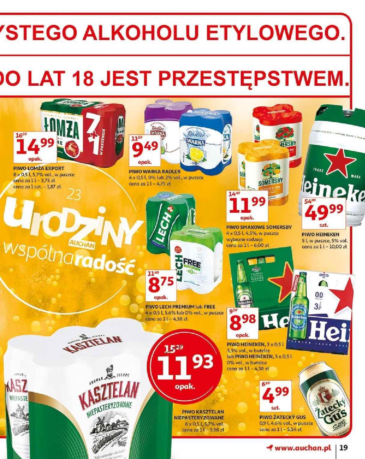 Gazetka promocyjna Auchan do 06/05/2019 str.18