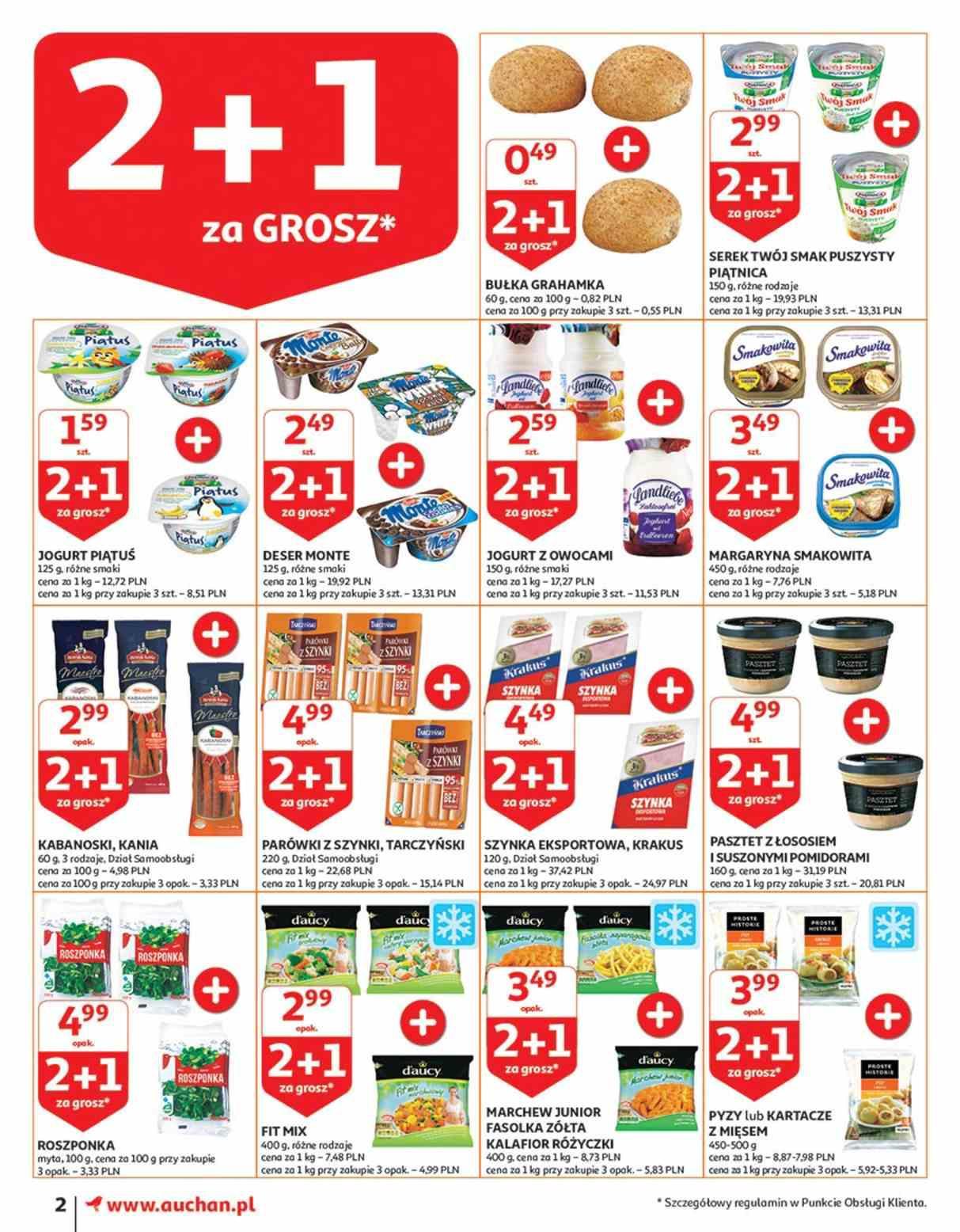 Gazetka promocyjna Auchan do 17/10/2018 str.2