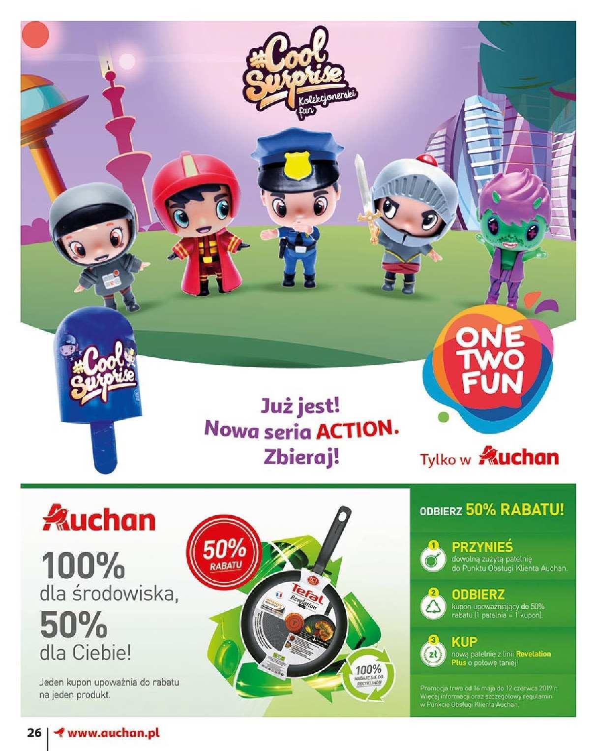 Gazetka promocyjna Auchan do 23/05/2019 str.26