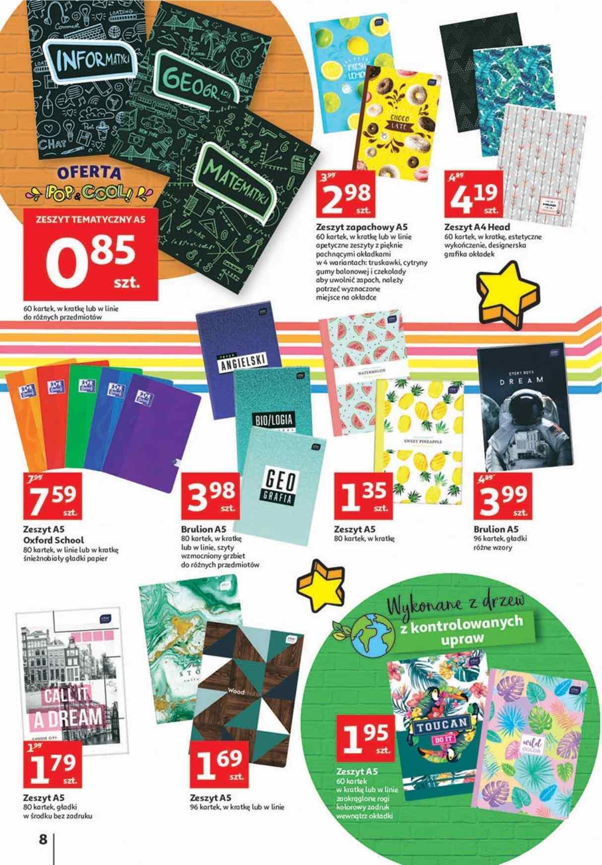 Gazetka promocyjna Auchan do 26/08/2020 str.7