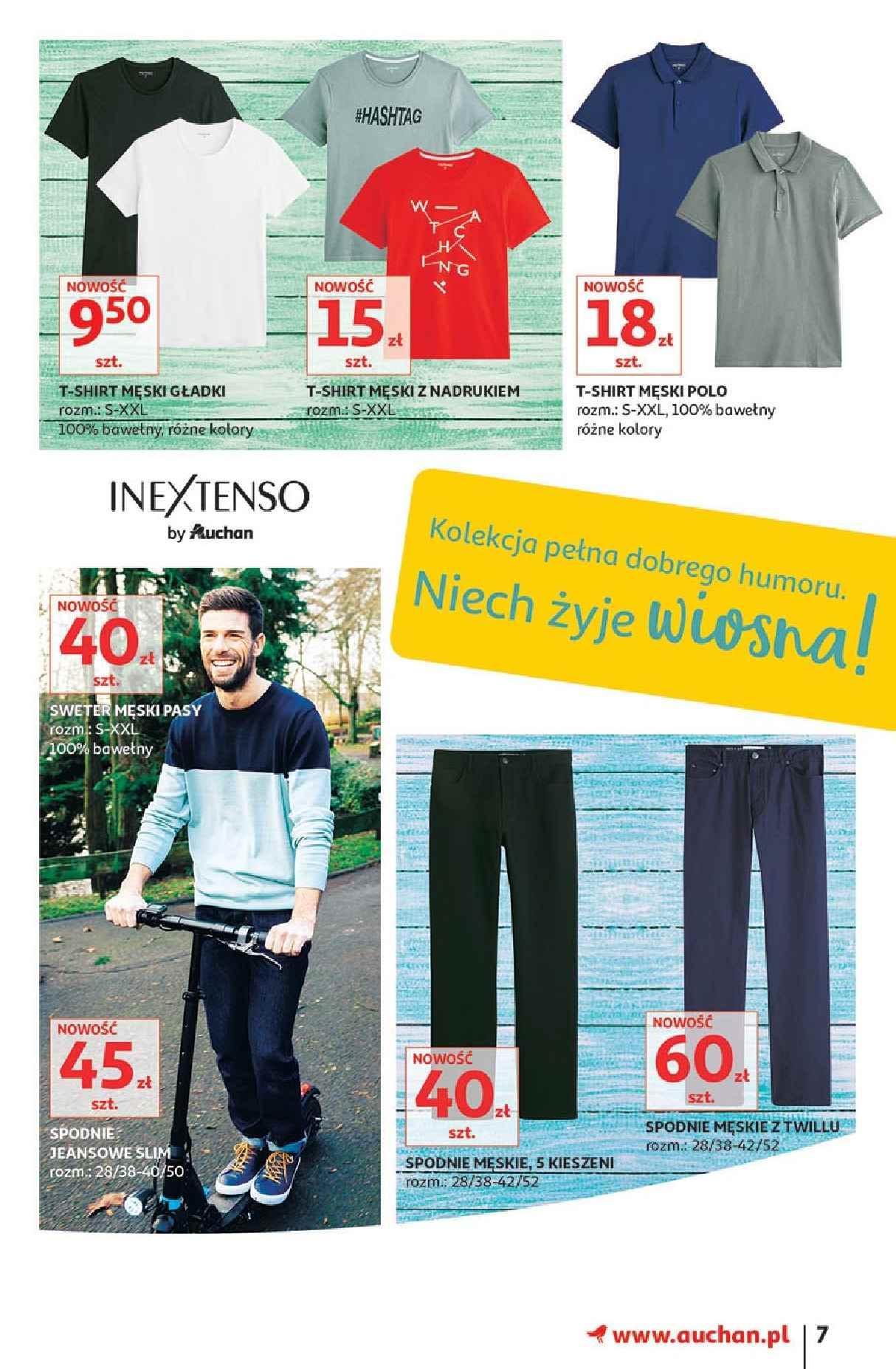 Gazetka promocyjna Auchan do 14/03/2019 str.7
