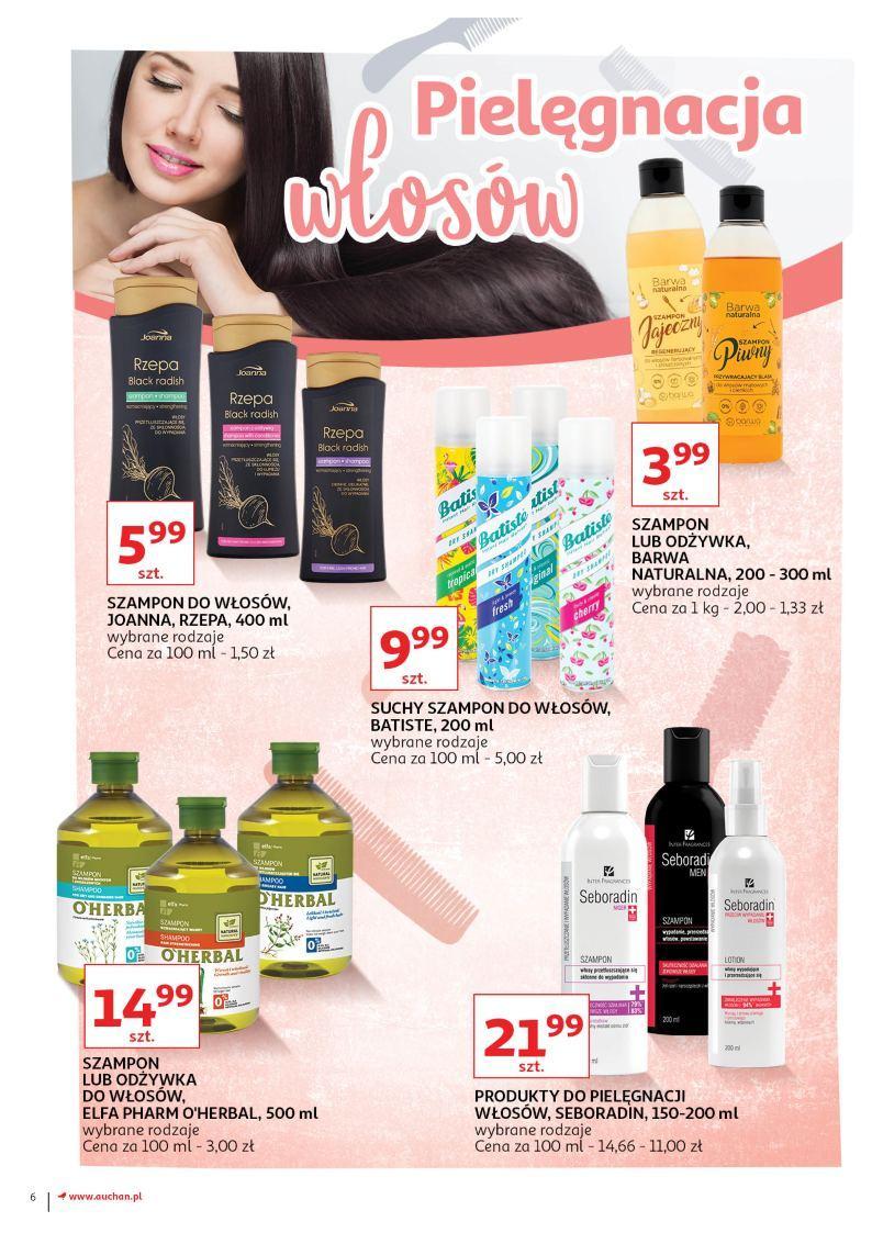 Gazetka promocyjna Auchan do 17/07/2019 str.6