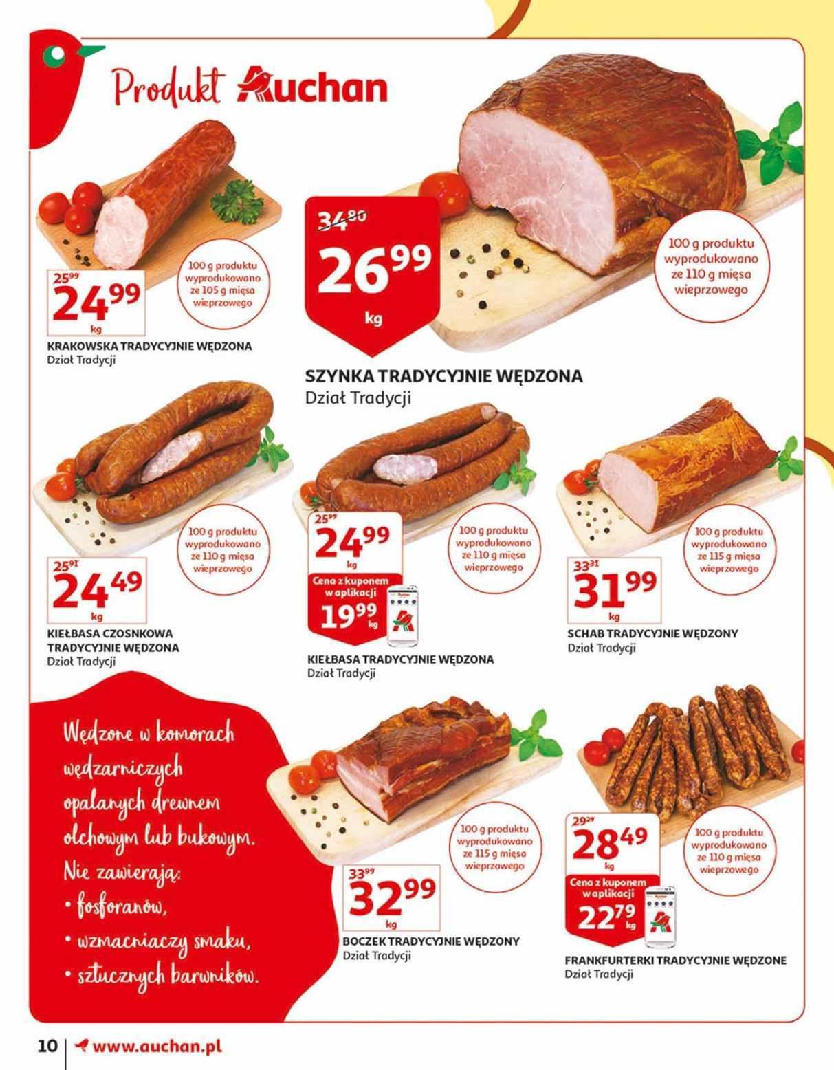 Gazetka promocyjna Auchan do 14/08/2018 str.9
