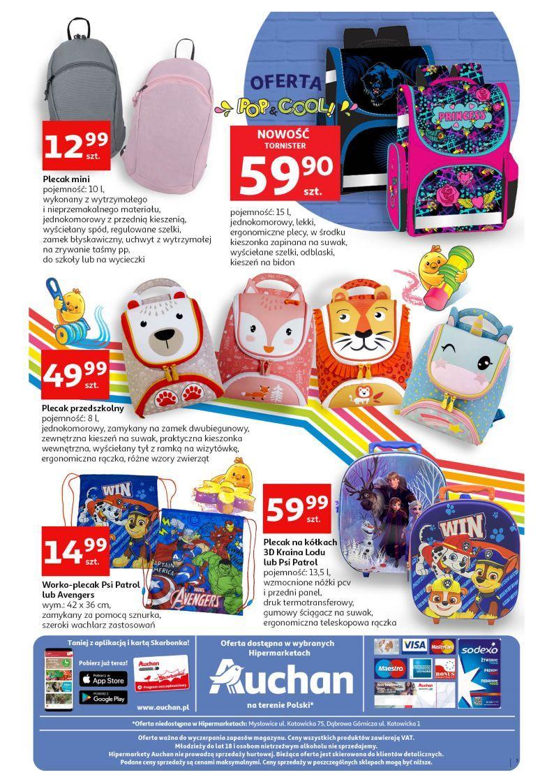 Gazetka promocyjna Auchan do 29/07/2020 str.2