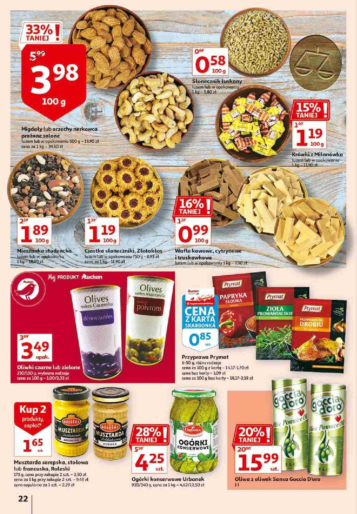 Gazetka promocyjna Auchan do 17/06/2020 str.21