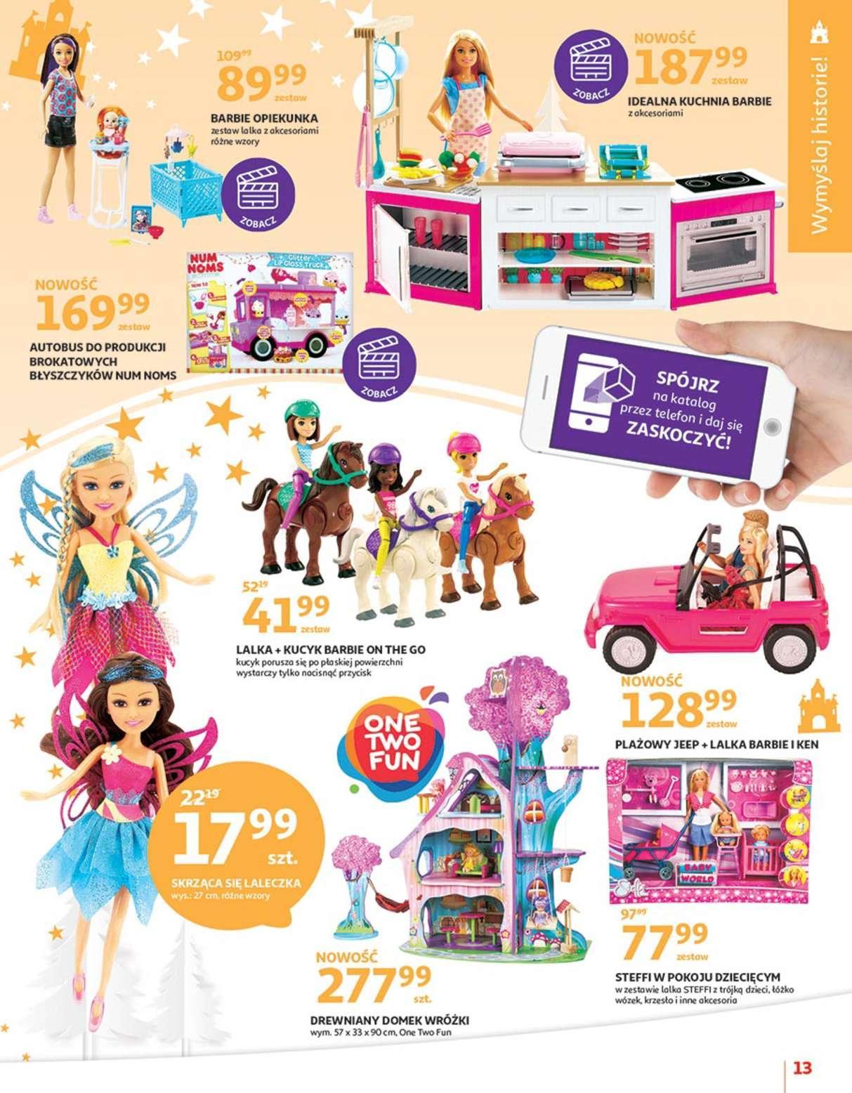 Gazetka promocyjna Auchan do 28/11/2018 str.13