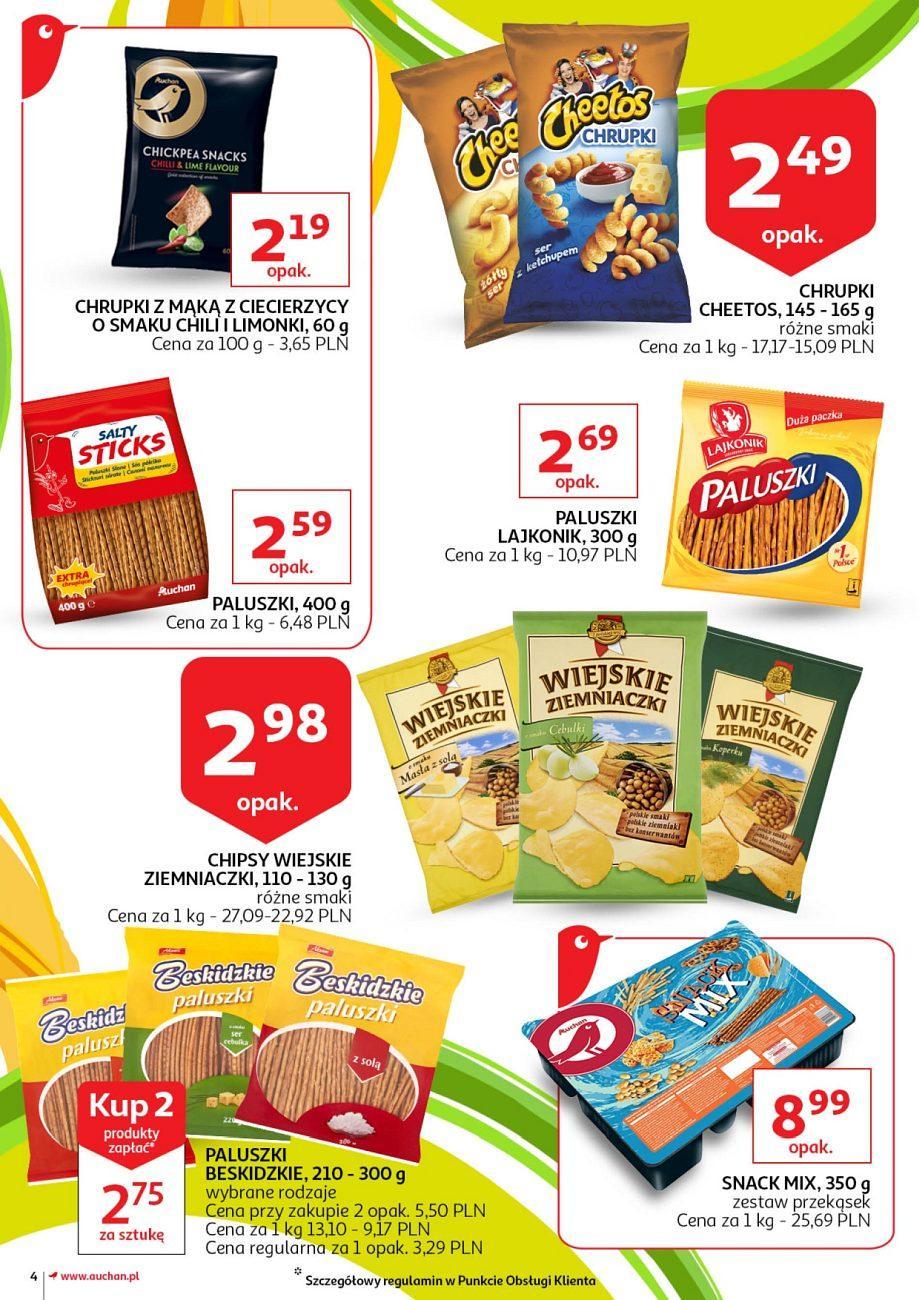 Gazetka promocyjna Auchan do 16/09/2018 str.4