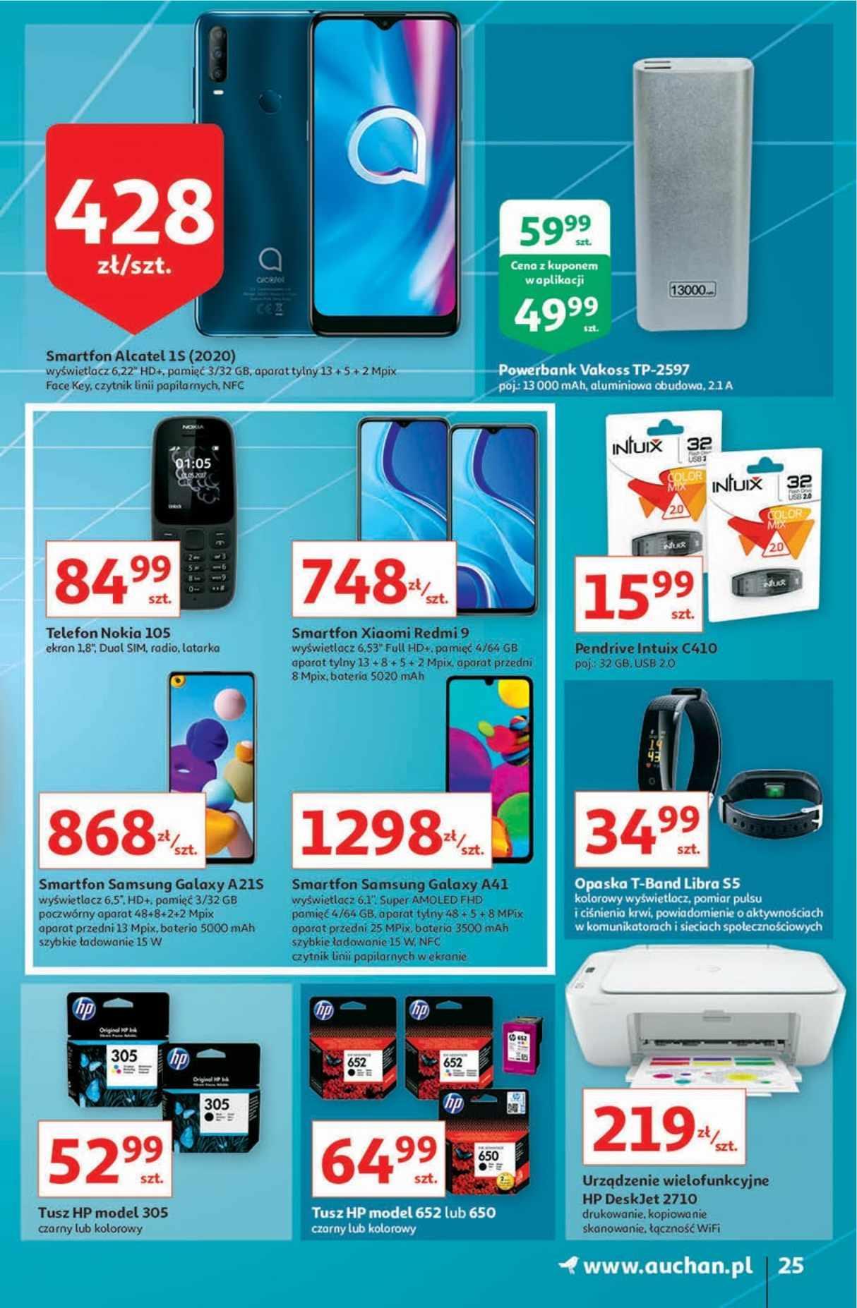 Gazetka promocyjna Auchan do 07/10/2020 str.24