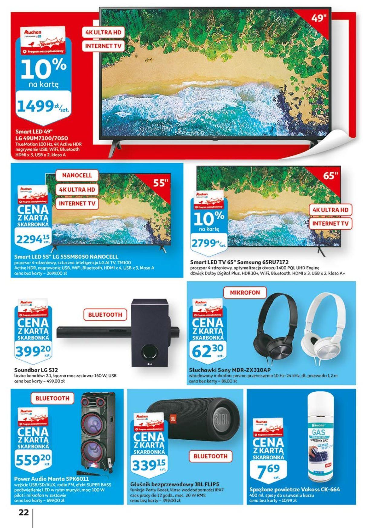 Gazetka promocyjna Auchan do 10/06/2020 str.21