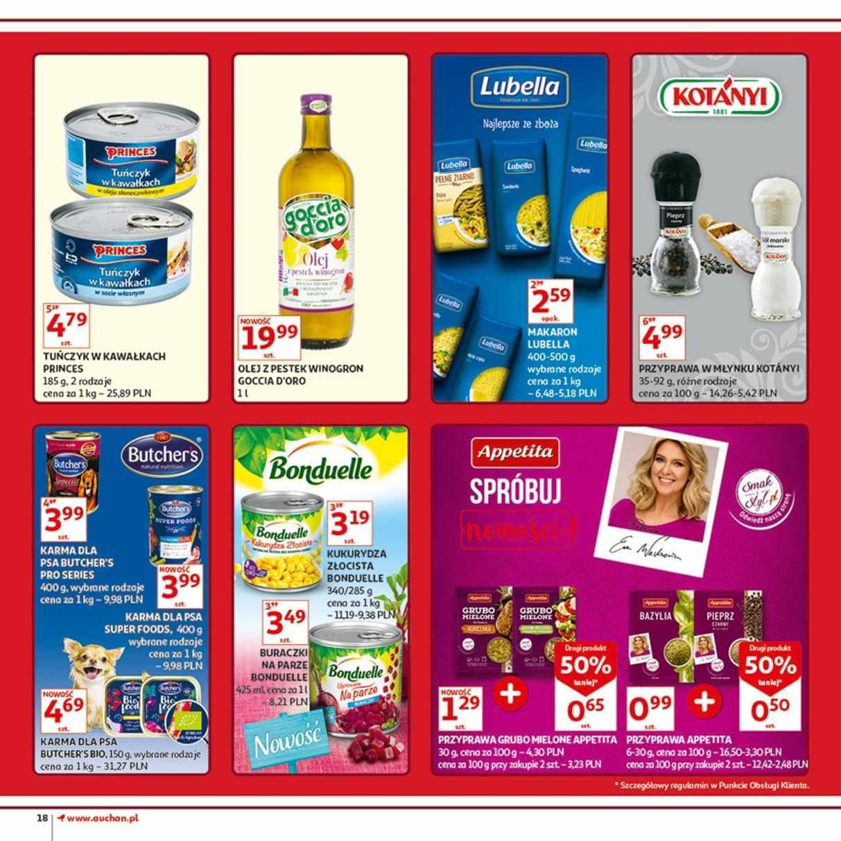 Gazetka promocyjna Auchan do 12/12/2018 str.18
