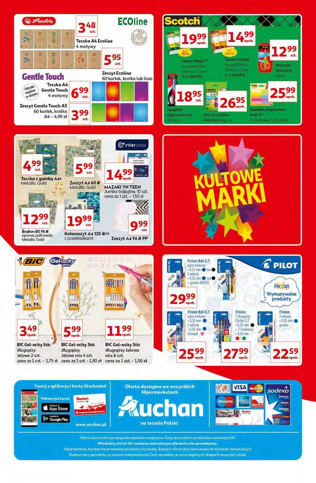 Gazetka promocyjna Auchan do 21/10/2020 str.35