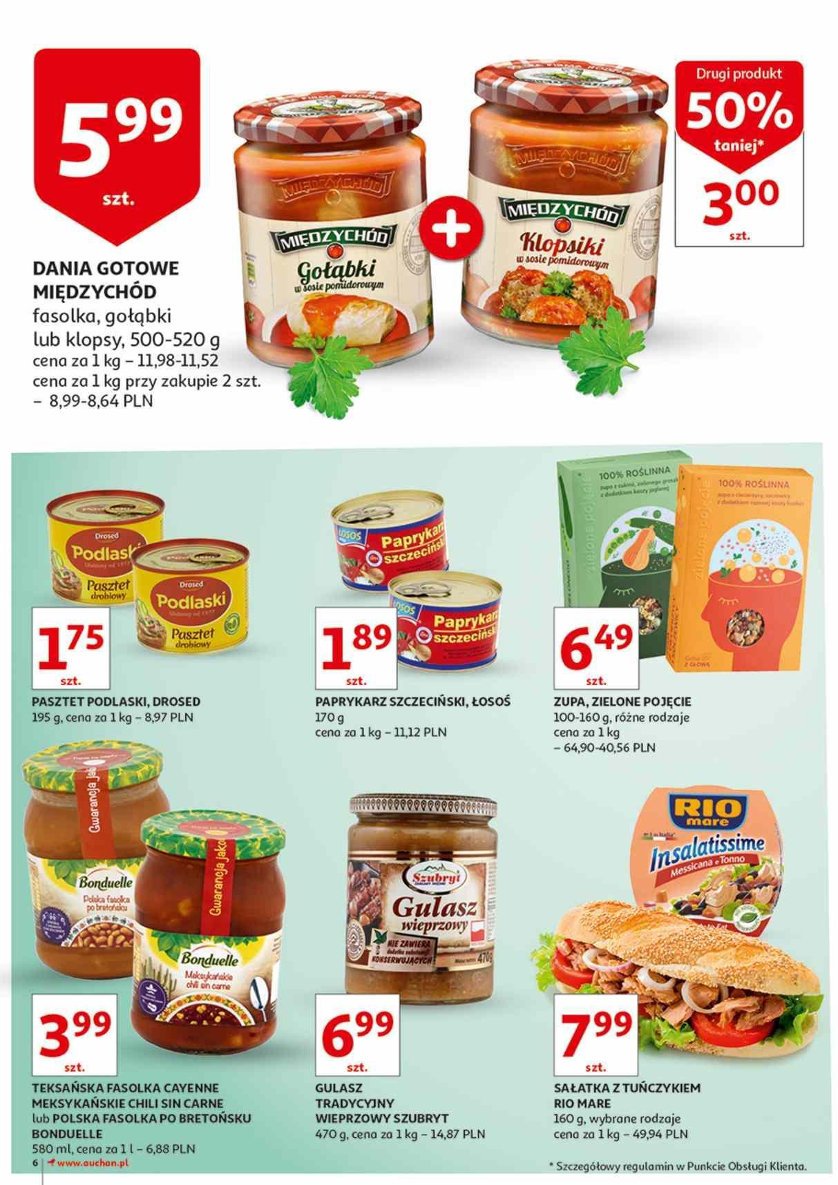 Gazetka promocyjna Auchan do 11/07/2018 str.6